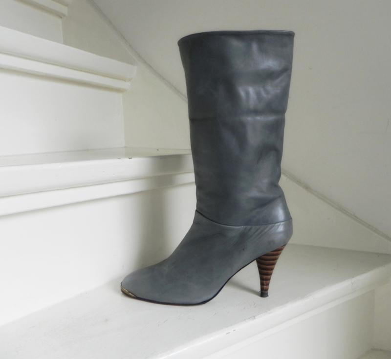 Italiaanse high heels laarzen (2608)