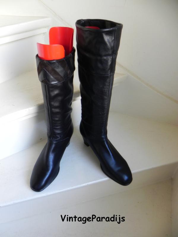 vintage Ara omslag boots (2505)