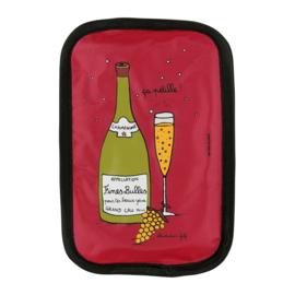Wijnkoeler - fines bulles - Derriere la porte