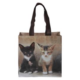 Boodschappentas S - kittens - Esschert Design
