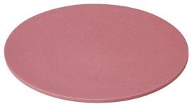Small bite plate - bord roze - Zuperzozial
