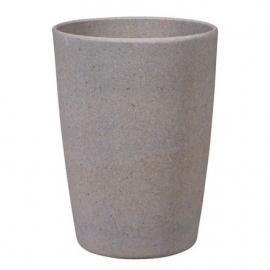 Zip cup - beker grijs - Zuperzozial