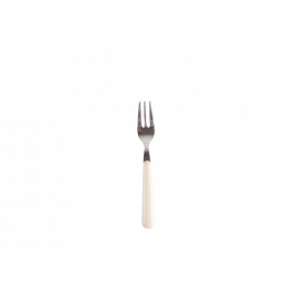 Gebaksvork / dessertvork ivoor - brio - Eme Inox Italy