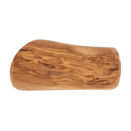 Plank olijfhout - 20 t/m 25 cm. - Bowls and Dishes