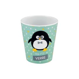 Beker - pinguin - Derriere la porte