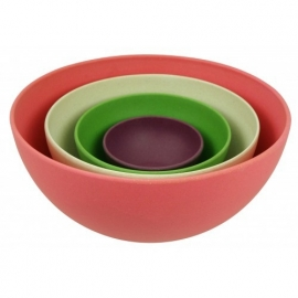 Never ending bowls - kommenset - rainbow - Zuperzozial
