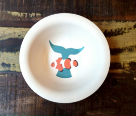Hungry whale - diep kinderbord - Zuperzozial