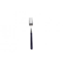 Ontbijtvork donkerblauw - brio - Eme Ino Italy