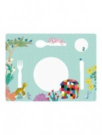 Placemat - Elmer (olifant) - Petit Jour Paris