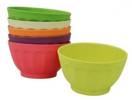 Sweet fortune bowls - kommenset XL - rainbow - Zuperzozial
