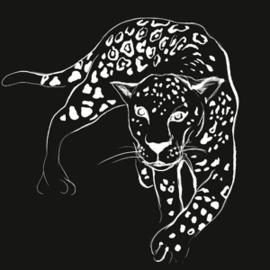 Servet - leopard - PPD