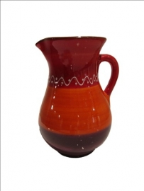 Karaf (rood) - SolO - Bowls and dishes