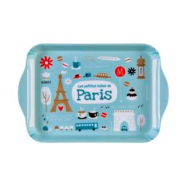 Dienblad - petites folies de Paris - Derriere la porte