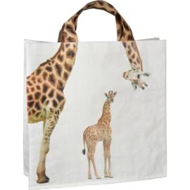 Boodschappentas - giraffe - Esschert Design