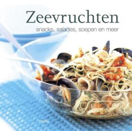 Zeevruchten - uitgeverij Tirion - kookboek