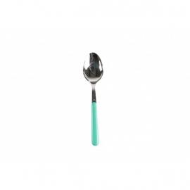 Opscheplepel turquoise - brio - EME Inox Italy
