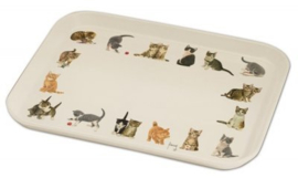 Dienblad groot - Franciens katten - Bekking & Blitz