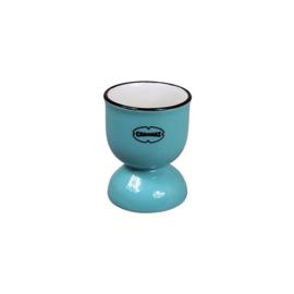 Eierdop - egg cup - blauw - Cabanaz