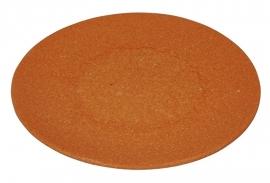 Small bite plate - bord oranje - Zuperzozial