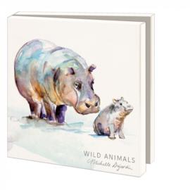 Kaartenmap - Wild Animals - Bekking & Blitz