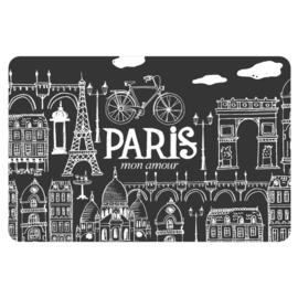 Placemat - Paris mon amour - Derriere la porte