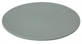 Small bite plate - bord blauw - Zuperzozial