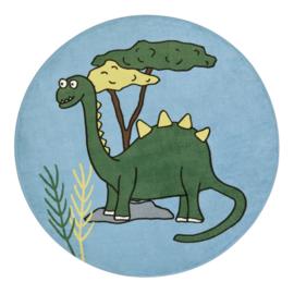 Kleed kinderkamer - mon dinosaure - Derriere la porte