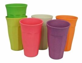 Cupful of colour - bekerset XL - rainbow - Zuperzozial