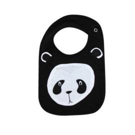 Slabbetje - panda - De Houtkraam