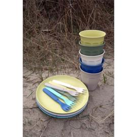 Forkful of colour - 6 forks - breeze - Zuperzozial