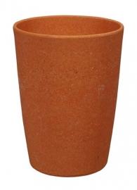 Zip cup - beker oranje - Zuperzozial