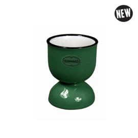 Eieredop - egg cup - donkergroen - Cabanaz