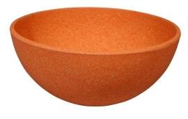 Big bowl - kom oranje - zuperzozial
