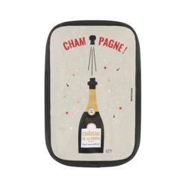 Wijnkoeler - champagne - Derriere la porte