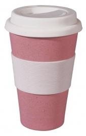 Cruising travel mug - automok roze - zuperzozial
