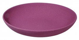Deep bite plate - bord paars - Zuperzozial