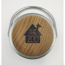 Thermosfles - bruine beer - The Zoo