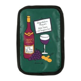 Wijnkoeler - médaille d'or - Derriere la porte