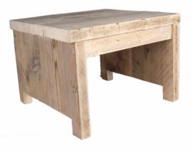 Bijzet tafeltje - steigerhout - Kitchen Trend Products