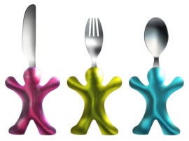 Kinderbestek - cheeky - Kitchen Trend Products