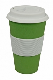Cruising travel mug - automok groen - Zuperzozial