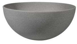 Super bowl - saladeschaal grijs - Zuperzozial
