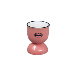Eierdop - egg cup - roze - Cabanaz