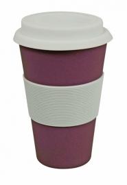 Cruising travel mug - automok paars - Zuperzozial