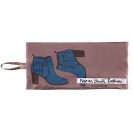 Zakje voor schoenen - bottines - Derriere la porte