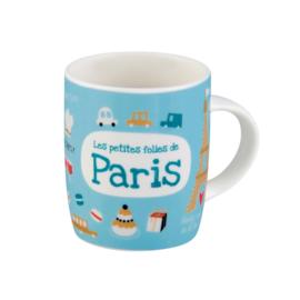 Beker - les petites folies de Paris - Derriere la porte