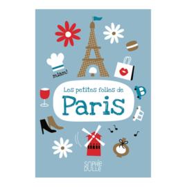 Magneet - petites folies de Paris - Derriere la porte