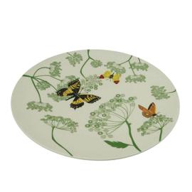 Large bite plate - bord botanic - Zuperzial