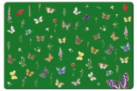 Placemat - vlinders - Bekking & Blitz