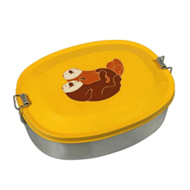 Lunchbox - sea otter - The Zoo